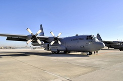 192d Airlift Squadron - Lockheed C-130H Hercules