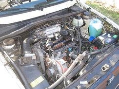 1990 Jetta GL with Digifant engine management