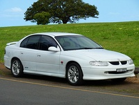 VT Commodore SS sedan