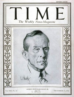 Cover of Time magazine (December 27, 1926)