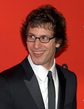 Andy Samberg, Best Actor in a Television Series – Comedy or Musical winner