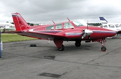 Beechcraft Model E55 Baron