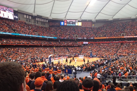 Carrier Dome, 2013 vs. Louisville