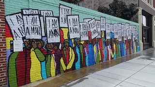 Protest art in Memphis, Tennessee