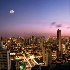Natal, the capital of the state.