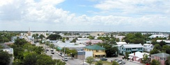 Downtown Stuart, in the heart of the county seat