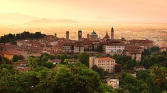 The Fortified City of Bergamo