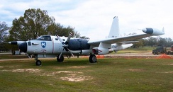 US Army AP-2E also designated RP-2E used in SIGINT/ELINT operations in Vietnam. The Burbank Boomerang is on display at the US Army Aviation Museum at Ft. Rucker Alabama.