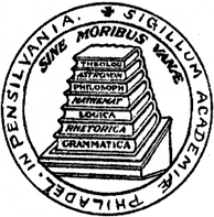 Seal of the College of Philadelphia