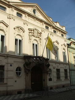 Apostolic Nunciature in Prague