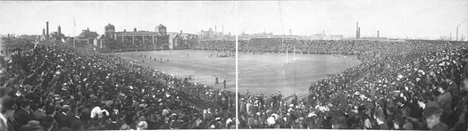 1908 Army–Navy game at Franklin Field