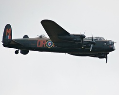 PA474, a Lancaster B I of the RAF BBMF