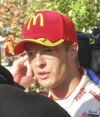Sébastien Bourdais, 4-time Champ Car World Series champion (2004–2007), the only champion under that banner