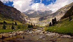 Ordesa y Monte Perdido National Park, World Heritage Site in the Pyrenees
