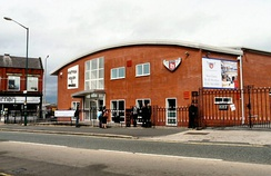 Ricky Hatton's gym, Hatton Health and Fitness, is located in Hyde.