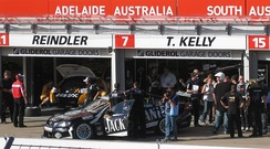 Kelly Racing Holden Commodore VE of Todd Kelly at the 2010 Clipsal 500 Adelaide