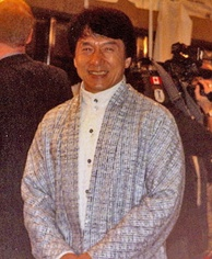 Jackie Chan at the 2005 Toronto International Film Festival