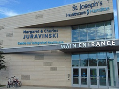 Margaret & Charles Juravinski Centre for Integrated Healthcare at the West 5th Campus; 2016