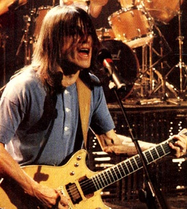 Malcolm Young in 1990