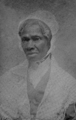 Sojourner Truth, circa 1864