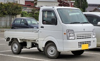 2009–2013 Suzuki Carry truck