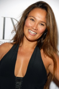 Tia Carrere is part Spanish, Chinese and Filipino.[183]