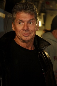 Vince McMahon is a six-time winner of the category