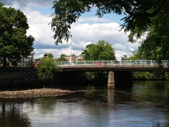 Weir Bridge, Taunton