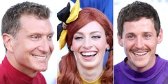 "The ""New Wiggles"": Simon Pryce, Emma Watkins, and Lachy Gillespie"