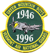 Squadron 50th anniversary patch, 1996