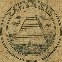 Hopkinson's pyramid from 1778