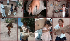 Different forms of child labour in Central America, 1999.