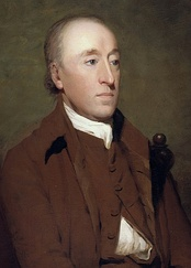 Scotsman James Hutton, father of modern geology
