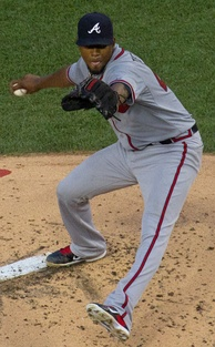 Julio Teherán has been the Braves' Opening Day starting pitcher for the past six seasons