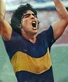 Diego Maradona finished his professional career with Boca Juniors in 1997.