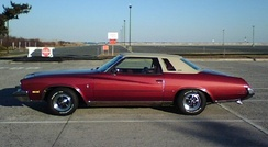 1973 Buick Regal coupe