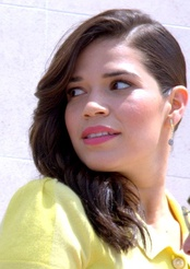 America Ferrera, Best Actress in a Television Series – Comedy or Musical winner