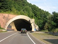 Tunnel in the Palatinate Forest