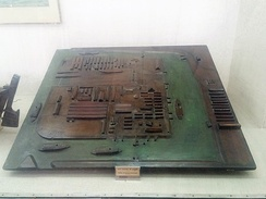 Model of Basra Dockyard