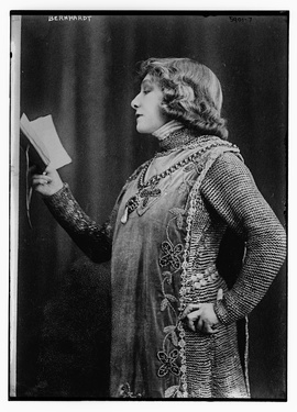 Playing Pelléas in Pelléas and Mélisande (1905)
