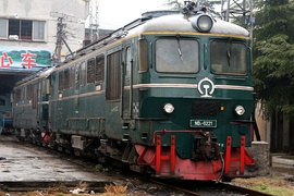 1972: China becomes an important customer for Electroputere, when it orders 284 locomotives based on the LDE 2100 design, known as the ND2.