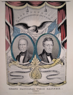 Grand National Whig banner
