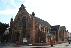 A Baptist church in Birmingham, West Midlands.