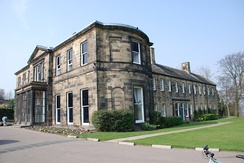 Farnley Hall.