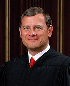 September 29: John Roberts, 17th Chief Justice of the United States.
