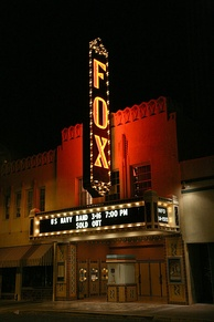 The recently restored Fox Theatre is in downtown Tucson.