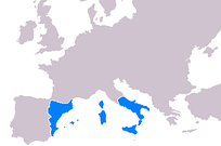 Crown of Aragon, greatest extent