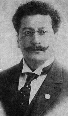 Ricardo Flores Magón, influential Mexican anarchist
