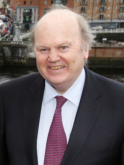 "In July 2016, Irish Finance Minister Michael Noonan attributed ""leprechaun economics"" to a range of multinationals restructuring pre the closure of the Double Irish BEPS tool, and aircraft leasing transactions.[c]"