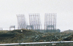 AN/FPS-17 is a ground-based fixed-beam radar system at Eareckson AS, Alaska